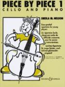 Cover-Bild zu Piece by Piece von Nelson, Sheila Mary (Hrsg.)