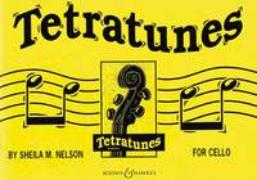 Cover-Bild zu Tetratunes von Nelson, Sheila Mary (Komponist)