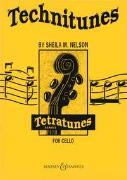 Cover-Bild zu Technitunes von Nelson, Sheila Mary (Komponist)