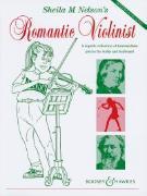 Cover-Bild zu Sheila M. Nelson's Romantic Violinist von Nelson, Sheila Mary (Hrsg.)