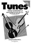 Cover-Bild zu Tunes You Know von Nelson, Sheila Mary (Hrsg.)