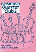 Cover-Bild zu Quartet Club von Nelson, Sheila Mary (Komponist)