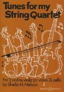 Cover-Bild zu Tunes for my String Quartet von Nelson, Sheila Mary (Komponist)