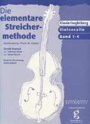 Cover-Bild zu Die elementare Streichermethode von Nelson, Sheila Mary