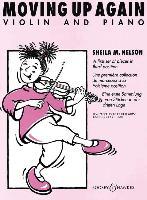 Cover-Bild zu Moving Up Again von Nelson, Sheila Mary (Hrsg.)