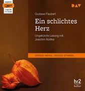 Cover-Bild zu Flaubert, Gustave: Ein schlichtes Herz