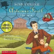 Cover-Bild zu eBook Artemis Fowl - Die Rache