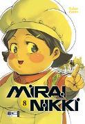 Cover-Bild zu Esuno, Sakae: Mirai Nikki 08