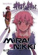 Cover-Bild zu Esuno, Sakae: Mirai Nikki 01