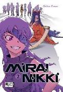 Cover-Bild zu Esuno, Sakae: Mirai Nikki 02