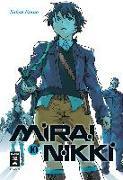 Cover-Bild zu Esuno, Sakae: Mirai Nikki 10