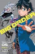 Cover-Bild zu Sakae Esuno: Big Order, Vol. 5