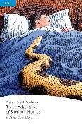 Cover-Bild zu PLPR4:Three Adventures of Sherlock Holmes RLA 1st Edition - Paper