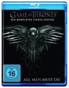 Cover-Bild zu Benioff, David (Schausp.): Game of Thrones 4. Staffel