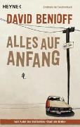 Cover-Bild zu Benioff, David: Alles auf Anfang
