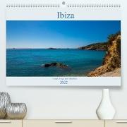 Cover-Bild zu Wolff, Alexander: Ibiza, Coast, Bays and Beaches (Premium, hochwertiger DIN A2 Wandkalender 2022, Kunstdruck in Hochglanz)