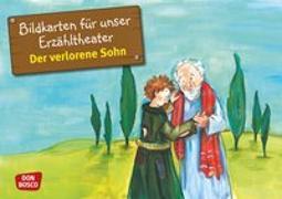 Cover-Bild zu Bildkarten für unser Erzähltheater. Der verlorene Sohn von Lefin, Petra (Illustr.)