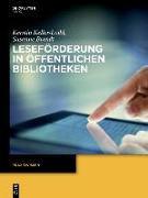 Cover-Bild zu Leseförderung in Öffentlichen Bibliotheken (eBook) von Keller-Loibl, Kerstin
