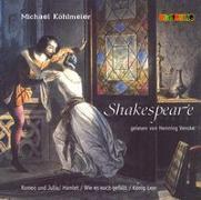 Cover-Bild zu Köhlmeier, Michael: Shakespeare erzählt