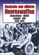Cover-Bild zu Deutsche und alliierte Heereswaffen von Buchner, Alex