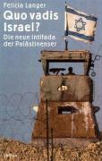 Cover-Bild zu Quo Vadis Israel? von Langer, Felicia