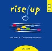 Cover-Bild zu Liturgie- und Gesangbuchkonferenz (LGBK) der evangelisch-reformierten Kirchen der deutschsprachigen Schweiz (Hrsg.): CD rise up plus 7/8