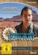 Cover-Bild zu Abenteuer Survival - Staffel 1.2 von Abenteuer Survival - Staffel 1.2 (Schausp.)