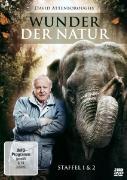 Cover-Bild zu Wunder der Natur - mit David Attenborough von David Attenborough (Schausp.)