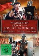 Cover-Bild zu Die grössten Kämpfe des Römischen Reiches von Die grössten Kämpfe des Römischen Reiches (Schausp.)