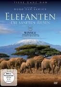 Cover-Bild zu Elefanten - Sanfte Riesen von Hugo van Lawick (Reg.)
