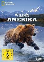 Cover-Bild zu Wildes Amerika von Wildes Amerika (Schausp.)