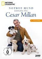 Cover-Bild zu Notruf Hund - Einsatz für Cesar Millan - 3. Staffe von Cesar Millan (Schausp.)