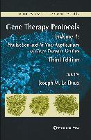 Cover-Bild zu LeDoux, Joseph (Hrsg.): Gene Therapy Protocols