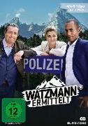 Cover-Bild zu Betz, Stefan: Watzmann ermittelt