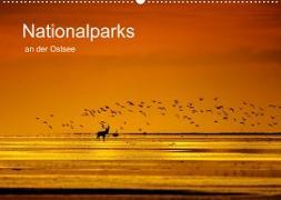 Cover-Bild zu Schröter, Klaus-Herbert: Nationalparks an der Ostsee (Wandkalender 2022 DIN A2 quer)