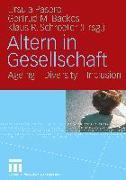 Cover-Bild zu Pasero, Ursula (Hrsg.): Altern in Gesellschaft