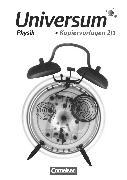 Cover-Bild zu Bayer, Christian: Universum Physik, Zu allen Ausgaben, Teil 2, Kopiervorlagen