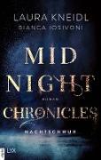 Cover-Bild zu Midnight Chronicles - Nachtschwur (eBook) von Iosivoni, Bianca