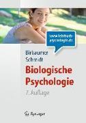 Cover-Bild zu Birbaumer, Niels: Biologische Psychologie