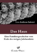 Cover-Bild zu Andreas-Salome, Lou: Das Haus