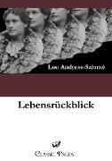 Cover-Bild zu Andreas-Salome, Lou: Lebensrückblick