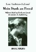 Cover-Bild zu Andreas-Salomé, Lou: Mein Dank an Freud