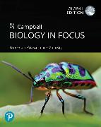 Cover-Bild zu Urry, Lisa A: Campbell Biology in Focus plus Pearson Mastering Biology with Pearson eText, Global Edition