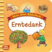 Cover-Bild zu Erntedank. Mini-Bilderbuch von Hebert, Esther