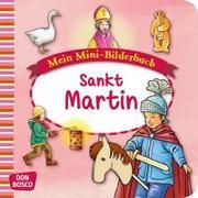Cover-Bild zu Sankt Martin. Mini-Bilderbuch von Hebert, Esther