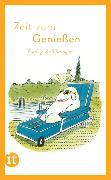 Cover-Bild zu Dammel, Gesine (Hrsg.): Zeit zum Genießen