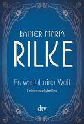Cover-Bild zu Rilke, Rainer Maria: Es wartet eine Welt, Lebensweisheiten