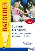Cover-Bild zu Stottern bei Kindern (eBook) von Hansen, Bernd