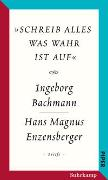 Cover-Bild zu Bachmann, Ingeborg: Salzburger Bachmann Edition