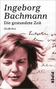 Cover-Bild zu Bachmann, Ingeborg: Die gestundete Zeit